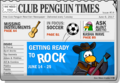 Club Penguin Times Issue 14