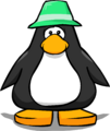 Green Fedora PC
