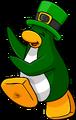 Patty's Hat Penguin