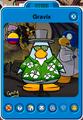 Gravix Player Card - Late July 2020 - Club Penguin Rewritten (2)