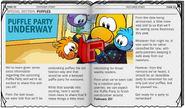 Puffle Party 2020 Article Issue 145