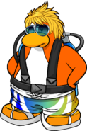 Underwater Expedition construction penguin 2