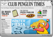 Club Penguin Times Issue 90