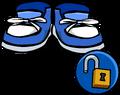 Blue Sneakers Unlockable