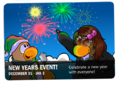 New Year's Day 2020 Announcement