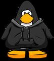 Black Hoodie PC