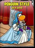 Penguin Style Jul 19