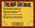Puffle Paddle Start Screen