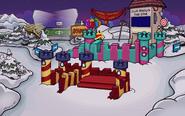 The Fair 2020 Snow Forts