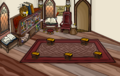 Medieval Party 2020 Book Room