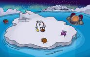 New Year's Day 2018 Iceberg