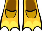 Yellow Flippers