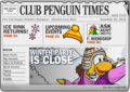 Club Penguin Times Issue 133