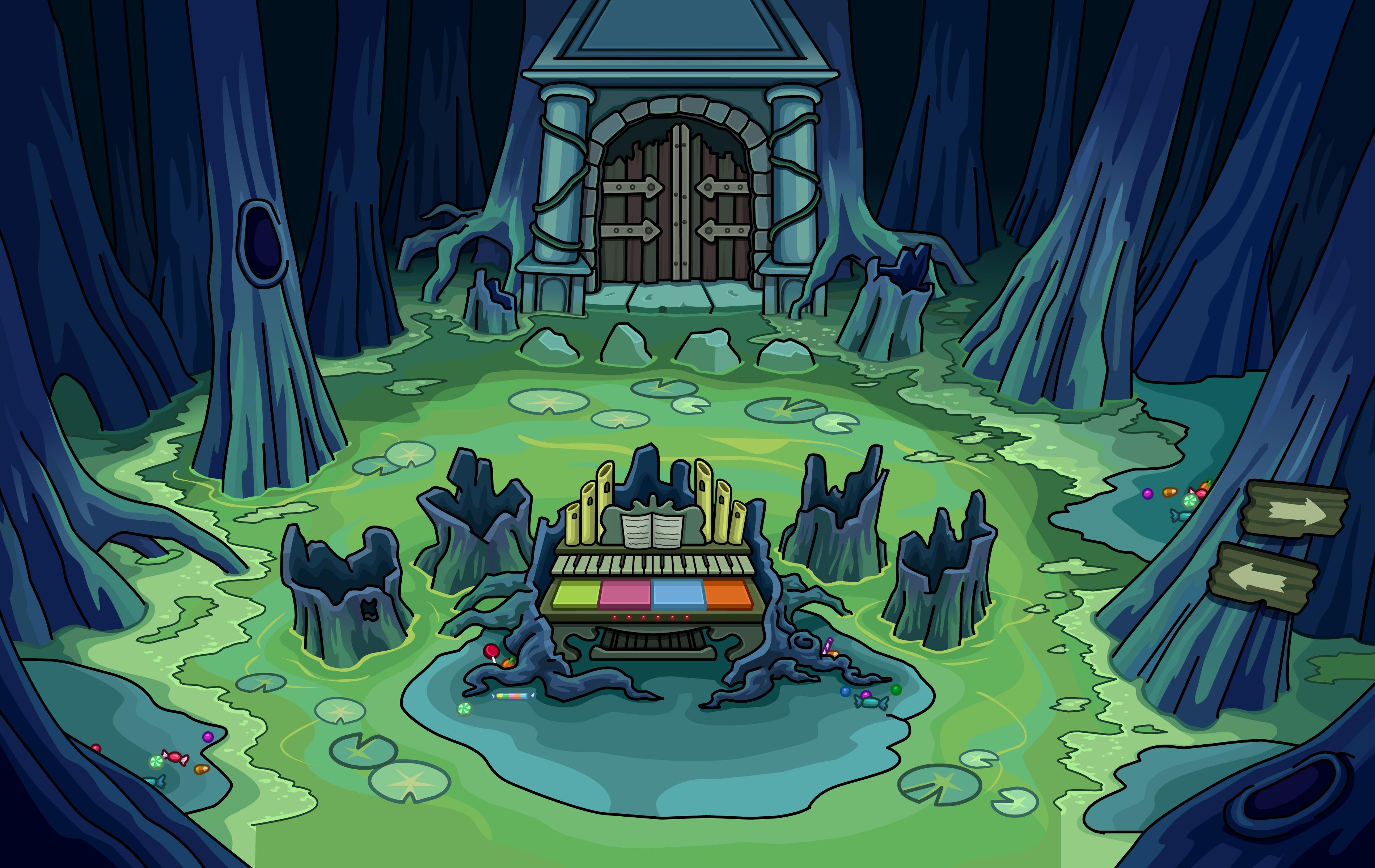 Dark Swamp
