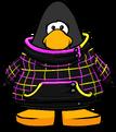 Beta Grid Sweater PC