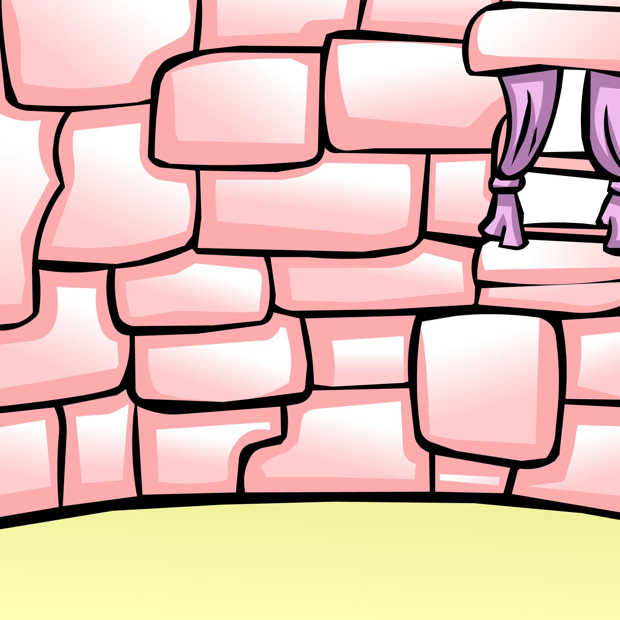 Candy Igloo Background