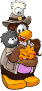 Ph puffle party