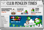 Club Penguin Times Issue 52
