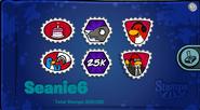 Seanie 6 Stambook