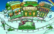 St. Patrick's Parade Plaza