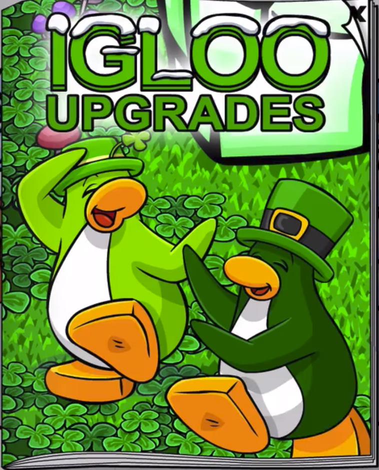Igloo Upgrades Mar'17