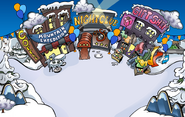 Mountain Expedition 2021 Town