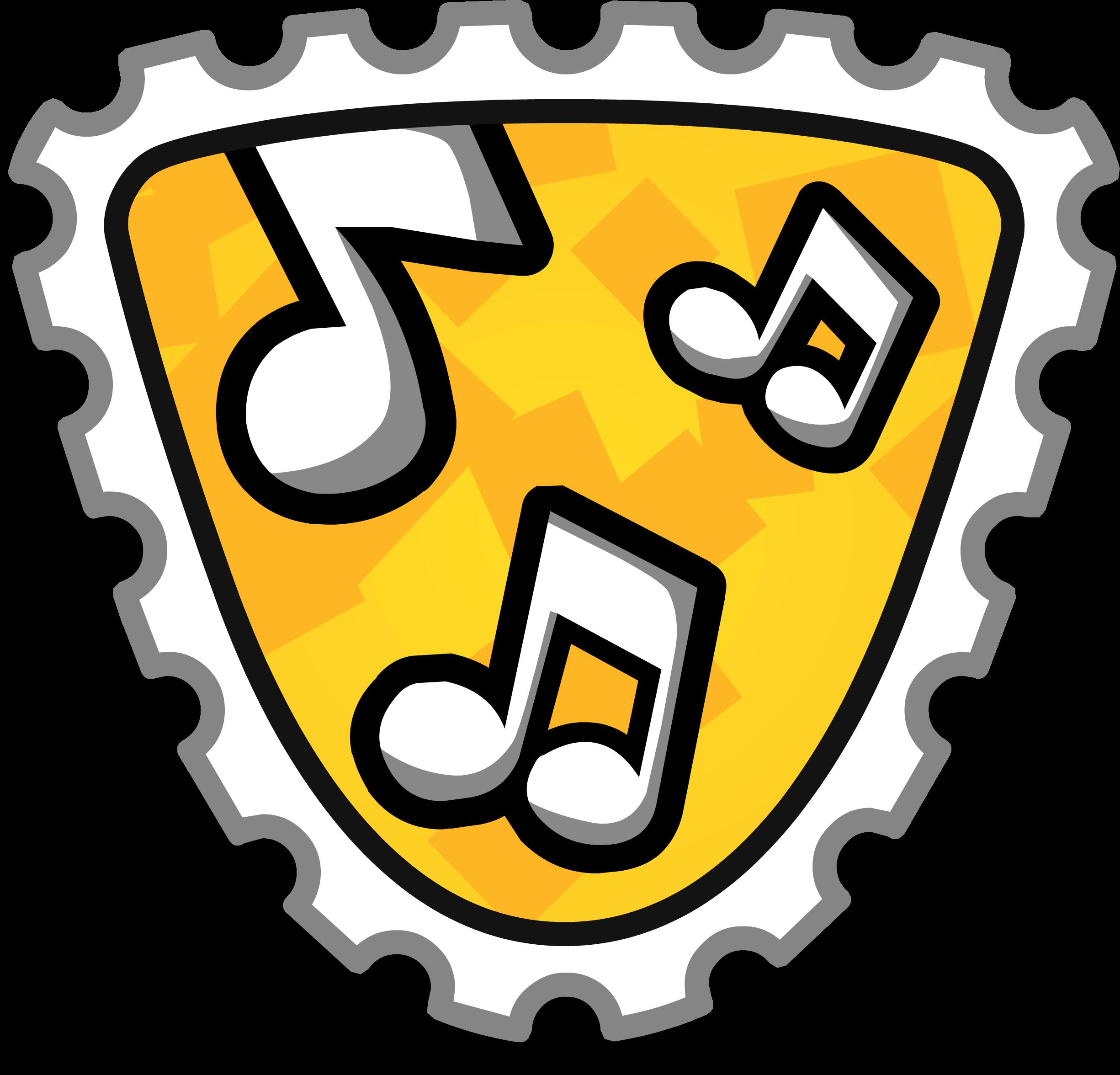 Music Maestro Stamp
