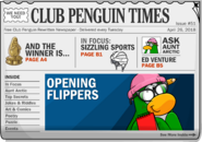Club Penguin Times Issue 51