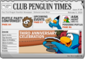 Club Penguin Times Issue 144