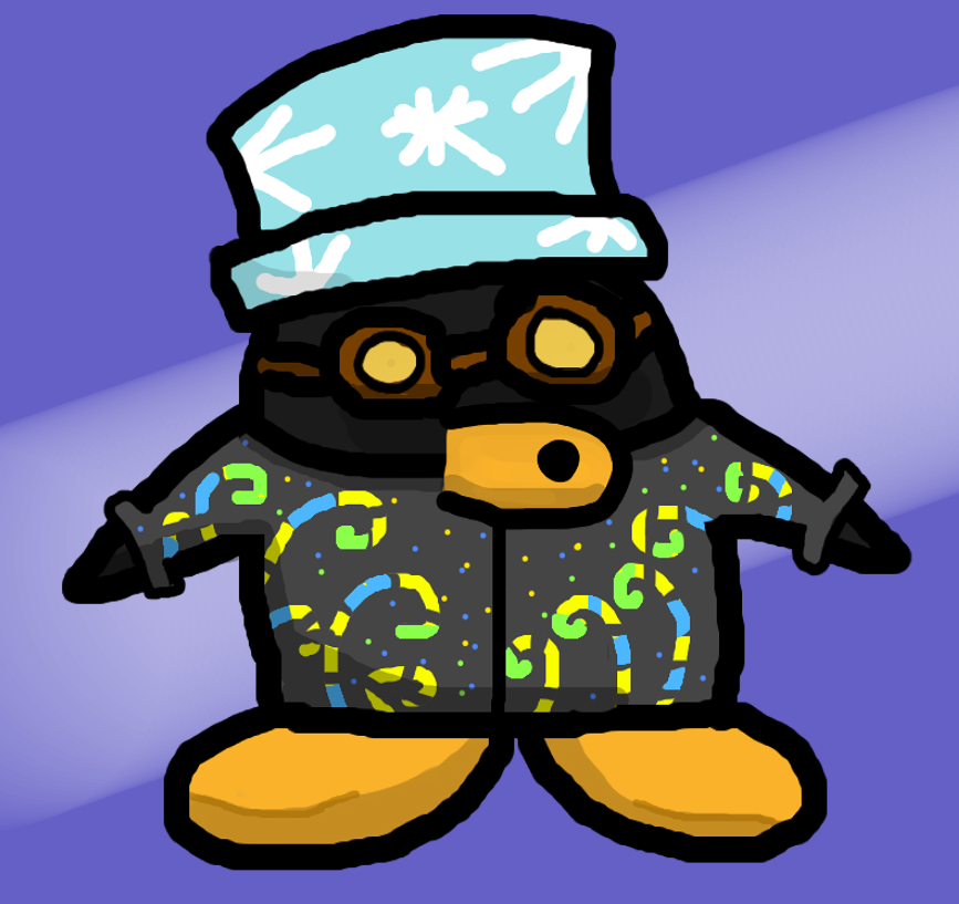 JakeCentral/My Penguin! Now taking requests!