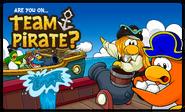 Island Adventure Party Login Screen 2
