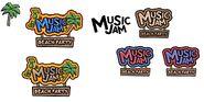 Music Jam 2020 Early Logos