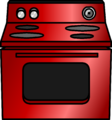 Shiny Red Stove sprite 031