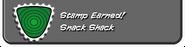 Snack Shack Earned