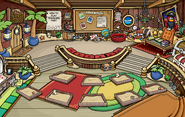 Before Medieval Party 2020 Captain's Quarters