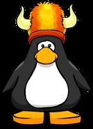 Fuzzy Viking Hat PC