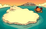 Sensei's Fire Scavenger Hunt Iceberg