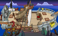 Island Adventure Party 2018 Pirate Ship 7