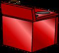Shiny Red Stove sprite 023