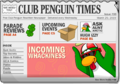 Club Penguin Times Issue 98