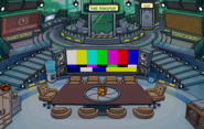 Halloween Party 2020 construction EPF Command Room