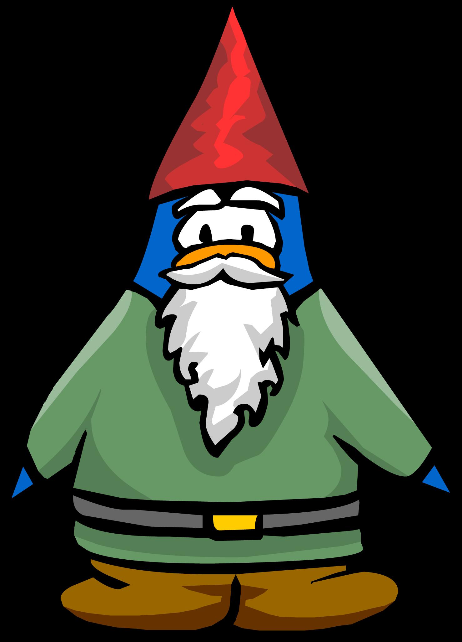 Penguin Gnome