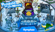 Nymphae POTW