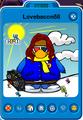 Lovebacon56 Player Card - Late June 2020 - Club Penguin Rewritten