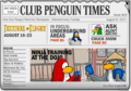 Club Penguin Times Issue 23
