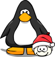 Holiday Party 2020 White Puffle PC