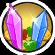 Rockhopper's Daily Treasure Interface Icon