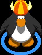 Fuzzy Viking Hat IG