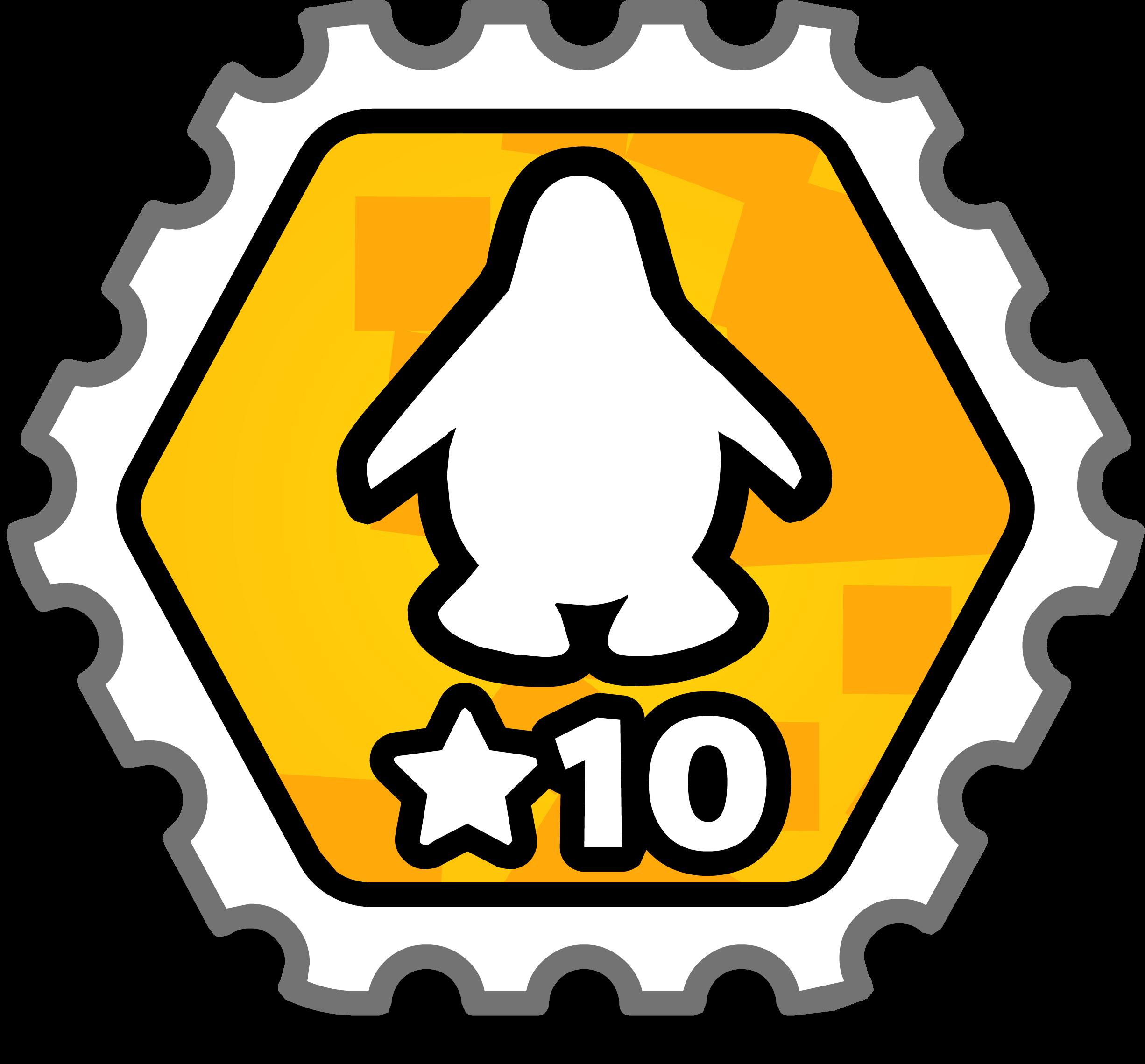 10 Sea Levels Stamp