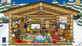Pautemii Igloo - Mid May 2018 - Club Penguin Rewritten